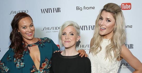 30 Things You Should Know About Hannah Hart, Grace Helbig, And Mamrie Hart