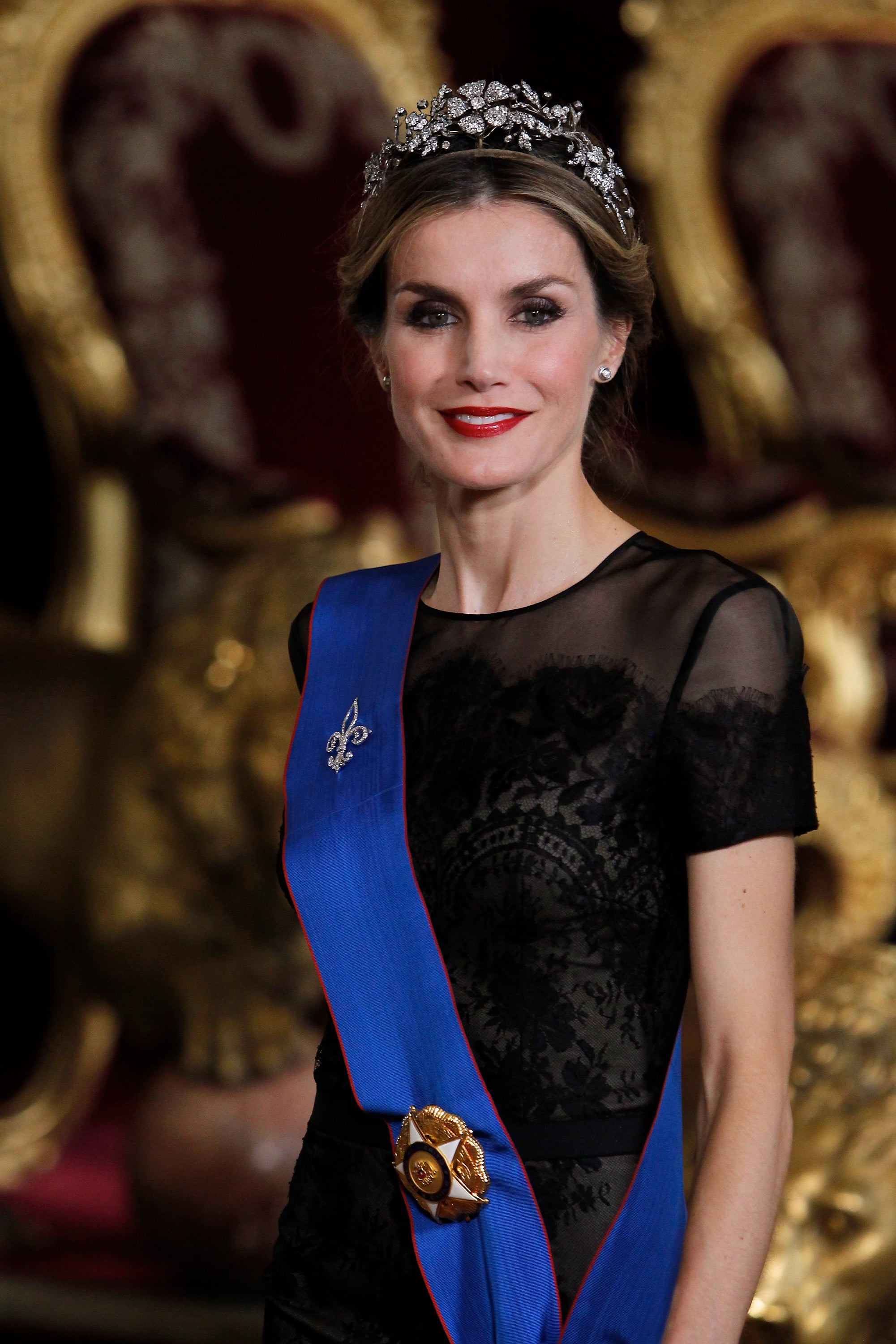 She's Officially Spain's Queen