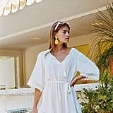 Pool Swimsuit Cover-Up