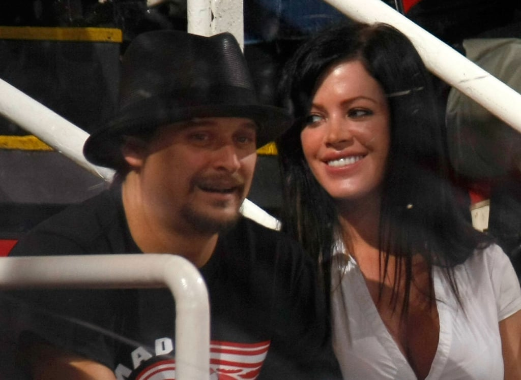 Kid Rock and Audrey Berry