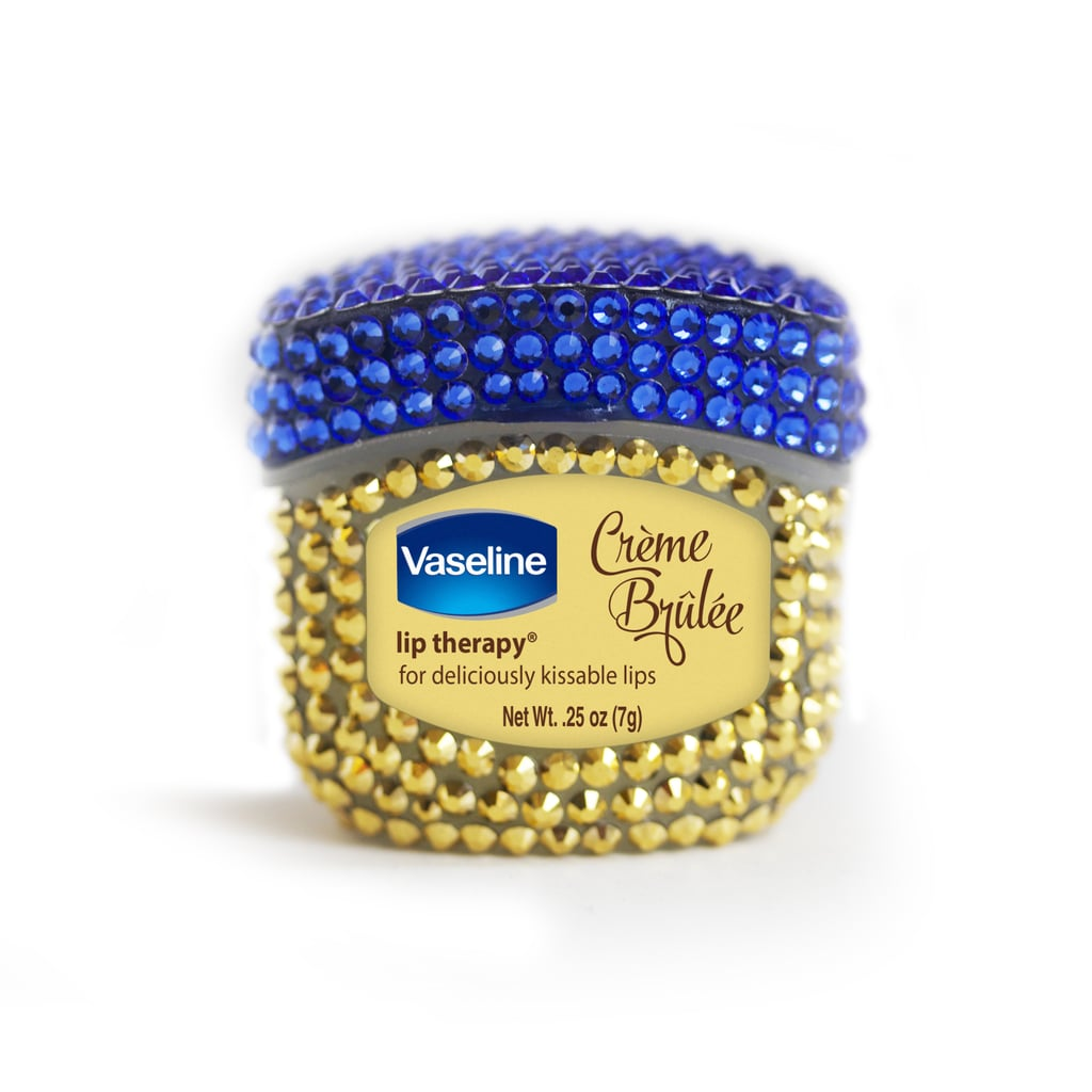 Bejeweled Vaseline Lip Therapy Crème Brûlée