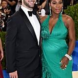 Serena Williams at the 2017 Met Gala