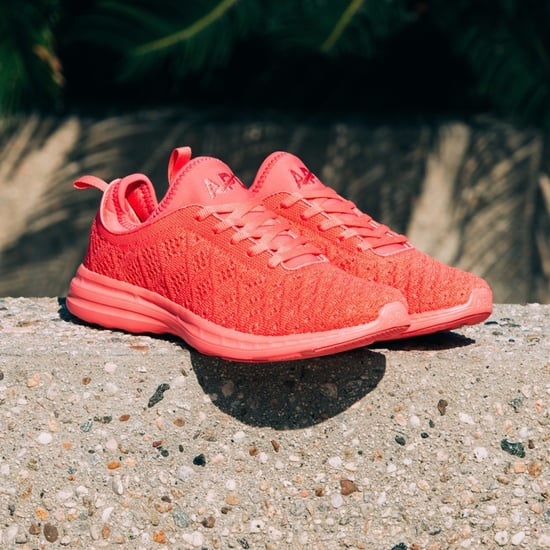 Coral Sneakers