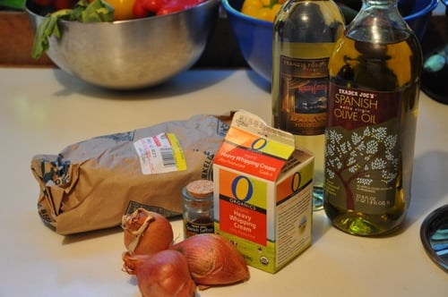 Saffron Mussels Recipe   POPSUGAR Food