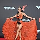Halsey at the 2019 VMAs