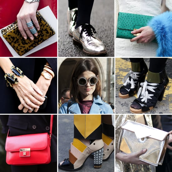 Street-Style Shoes and Bags | Paris Fashion Week Fall 2013