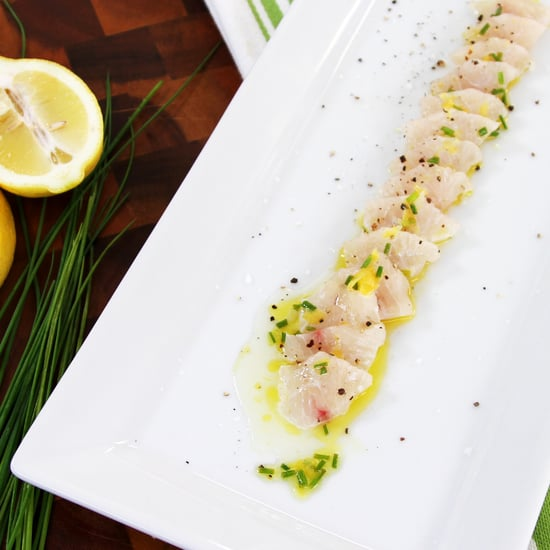 Easy Crudo Recipe | Video