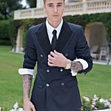Suited Up Justin