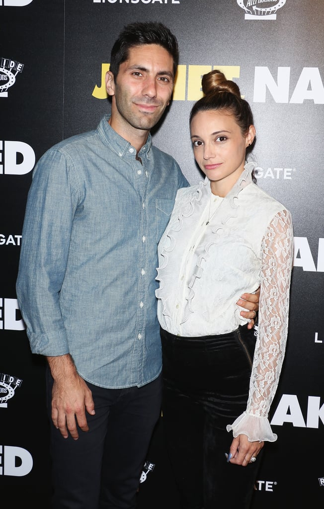 Nev Schulman and Laura Perlongo