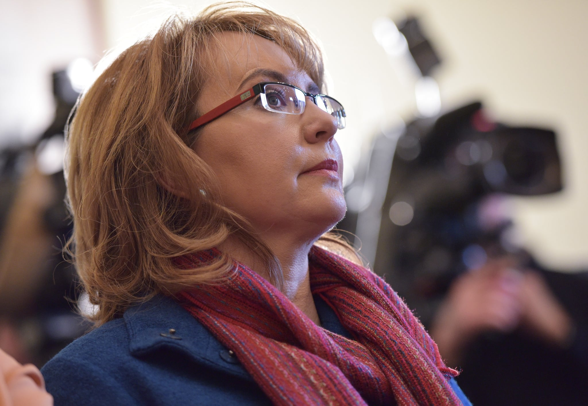 Gabrielle Giffords and Mark Kelly on stopping gun violence