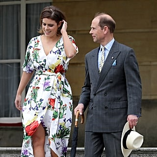 Princess Eugenie's Alice + Olivia Floral Dress