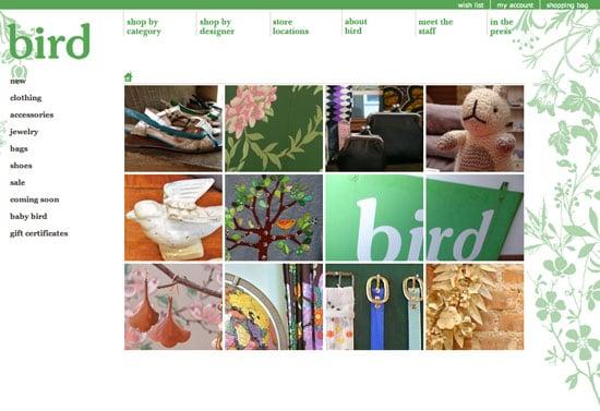 Fab Site: ShopBird.com