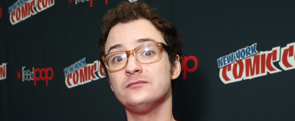 Griffin Newman Tweets About Working With Woody Allen