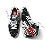 Vans x David Bowie Sk8-Hi Sneakers