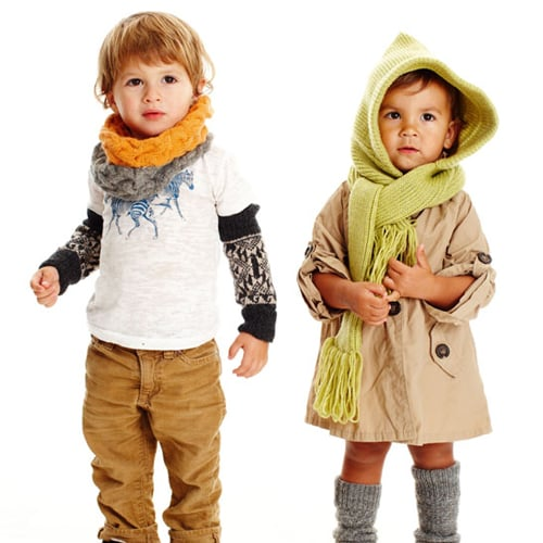 Kids Scarves, Leg Warmers, and Socks From Cabbages and Kings