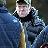 Robert Redford directed the crew.
