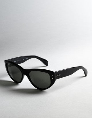 ray ban cats eye sunglasses