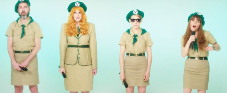 "Jenny Lewis ""She's Not Me"" Music Video"