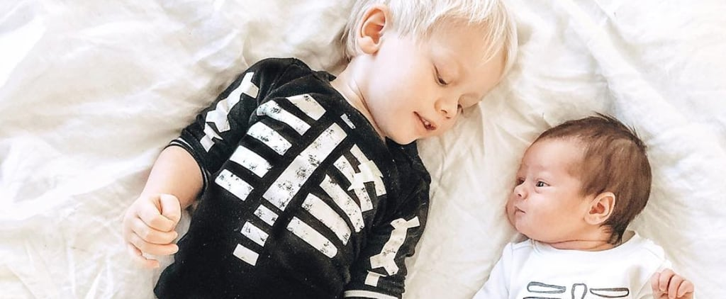 Pictures of Jillian Harris and Justin Pasutto's Baby Annie