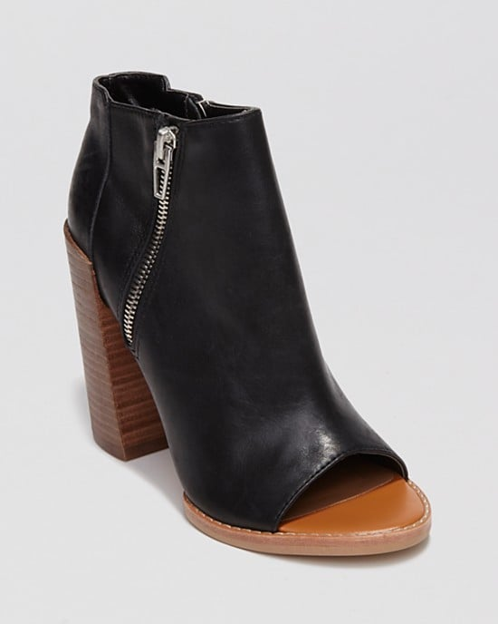 Dolce Vita Open-Toe Booties