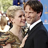 Anna Paquin and Stephen Moyer stepped out together as newlyweds to the 2010 ceremony.