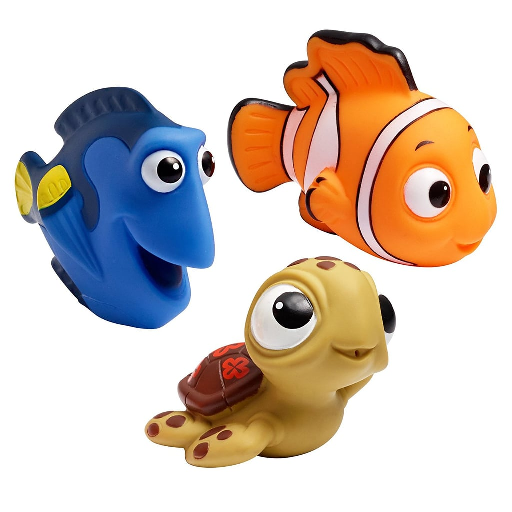 Disney Finding Nemo Squirt Toys Cute Stocking Stuffers For 3 Year