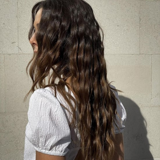 The Mermaid-Waves Hairstyle Trend For Summer 2021