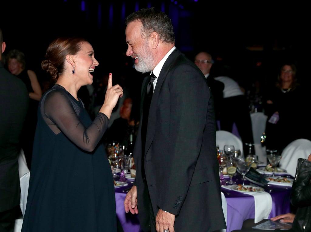 Natalie Portman Pregnant Pictures