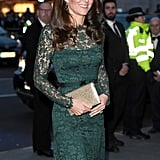 Kate Middleton at Portrait Gala in London March 2017