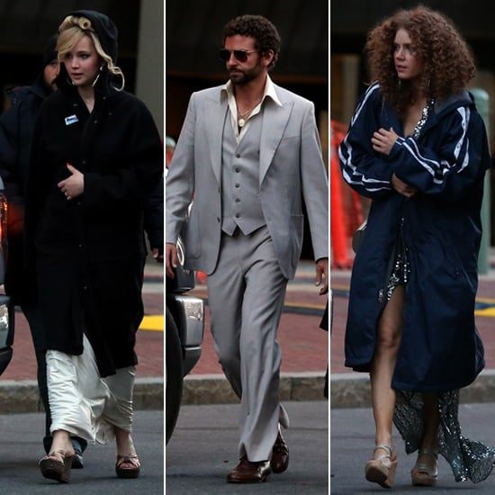 Jennifer Lawrence, Bradley Cooper, and Amy Adams's New Movie