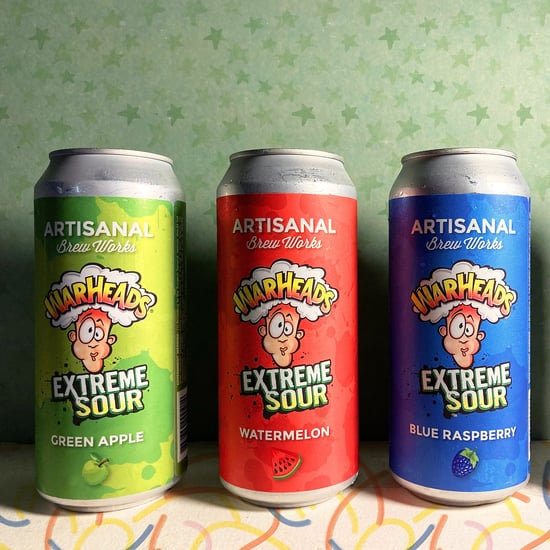 Warheads Sour Spiked Seltzers Review