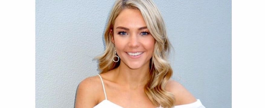 Sam Frost on Home and Away