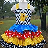 Pikachu Ribbon Dress