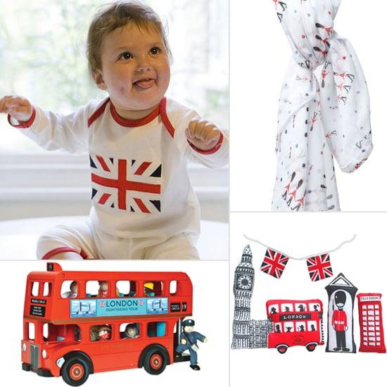 British Royal Baby Gifts and Gear