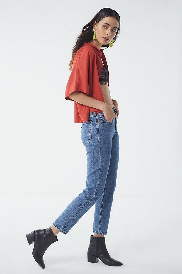 22e80d58031c51 Levi's Wedgie High-Rise Jean | Best Jeans From Urban Outfitters 2018 ...