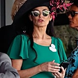 Demi Moore at Royal Ascot