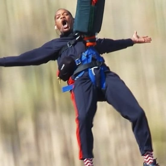 Will Smith Bungee Jumping For His 50th Birthday