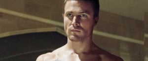This Is Stephen Amell Shirtless, and It'll Make You Swoon