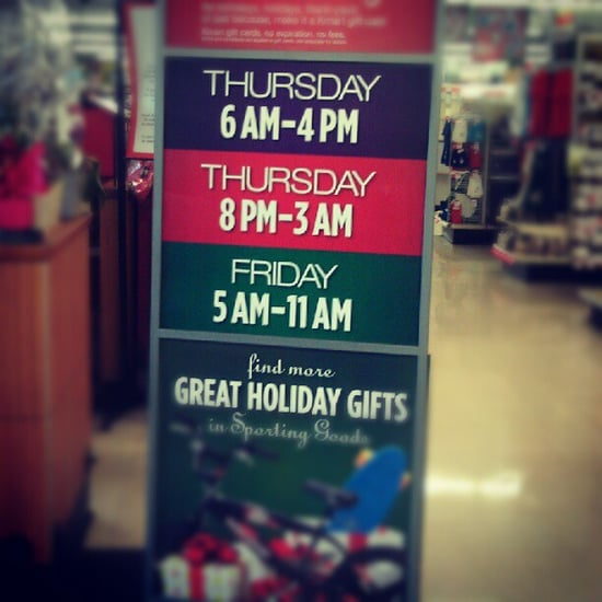 Kmart Black Friday 2012