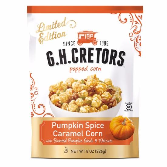 Garrett's Limited Edition Pumpkin Spice Popcorn