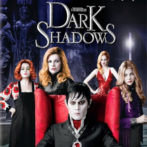 Dark Shadows DVD Release Date