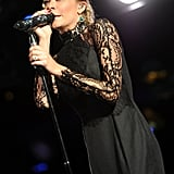 LeAnn Rimes hit the stage for the BMI Country Awards in Nashville.