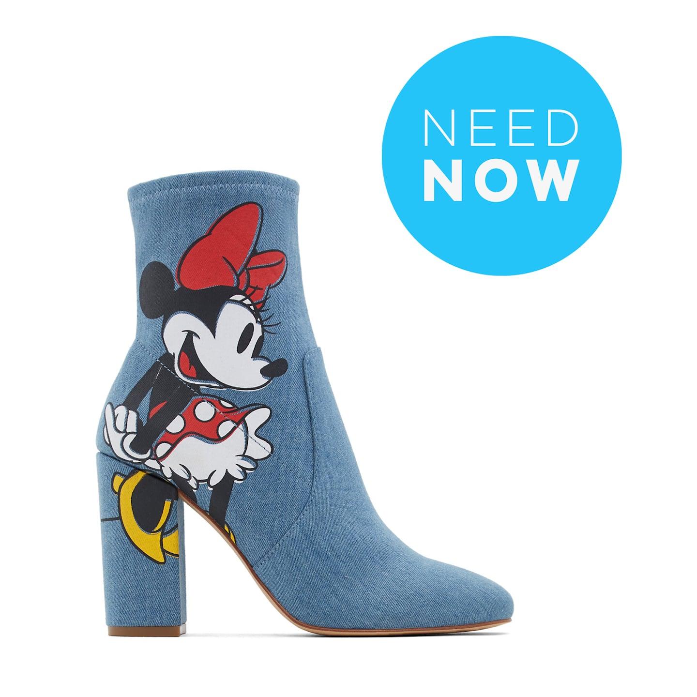 And Fashion Mickey X Disney Aldo BootsPopsugar Minnie Denim QrshxtdC