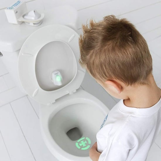 Toddler Target Potty-Training Toilet Sensor Light