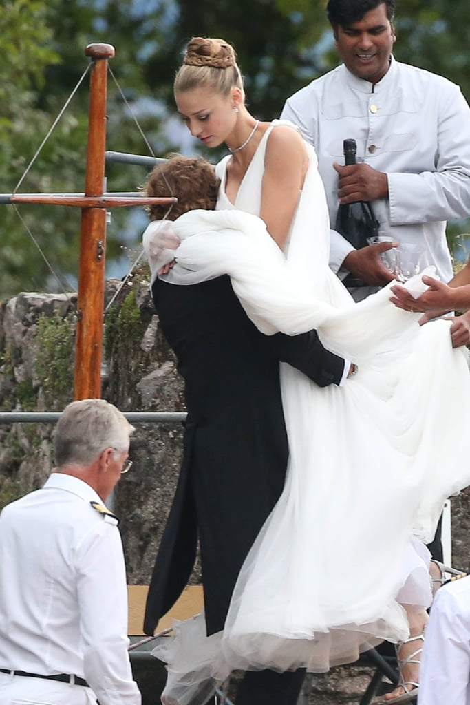 Borromeo wedding beatrice Wedding of