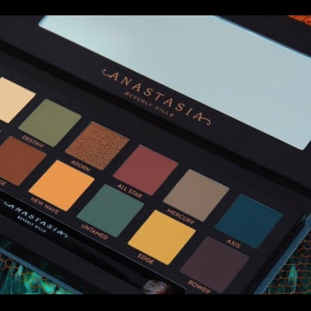 Anastasia Beverly Hills Reveals Subculture Makeup Palette