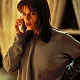 Where you recognize her from: Campbell was the star of Scream and also appeared in six seasons of Fox's Party of Five as the older sister struggling to provide for her orphaned siblings.