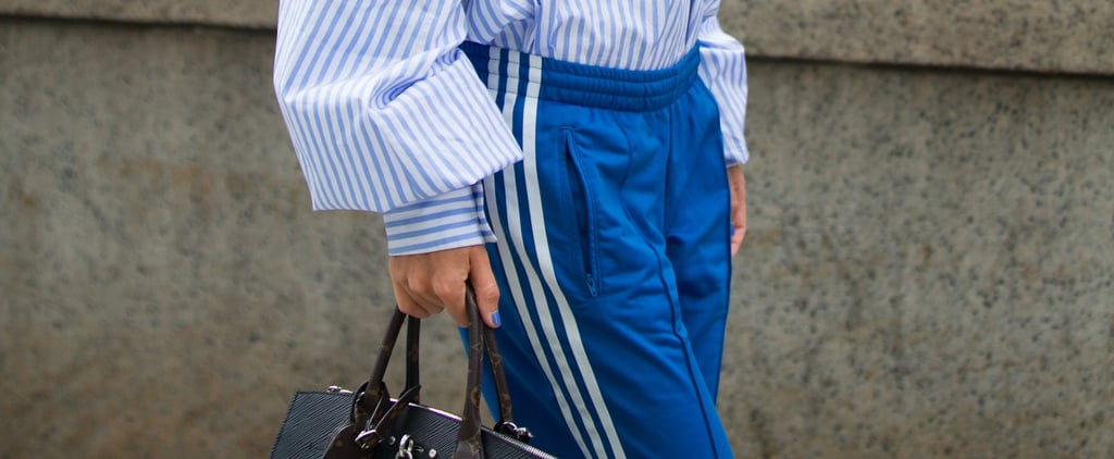 How to Wear Track Pants Right Now