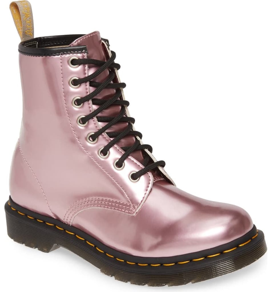Dr. Martens Pink Boots