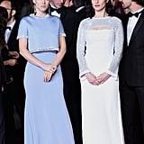 Léa Seydoux and Rachel Weisz